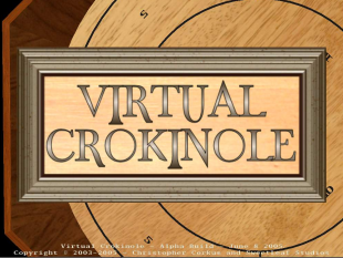 Virtual Crokinole